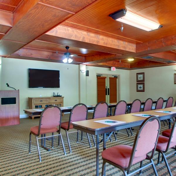 Classroom Meeting Room Setup